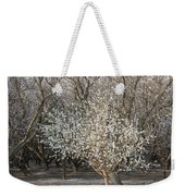 Almond Orchard 1 Weekender Tote Bag
