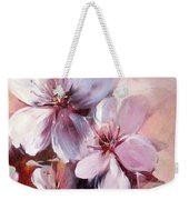 Almonds Blossom  12 Weekender Tote Bag