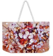 Almonds Blossom  5 Weekender Tote Bag