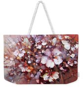 Almonds Blossom  7 Weekender Tote Bag