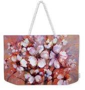 Almonds Blossom  8 Weekender Tote Bag