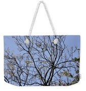 Almost Bare With Bird I Weekender Tote Bag