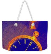 Almost Eight Weekender Tote Bag