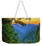 Almost Heaven - West Virginia 3 Weekender Tote Bag