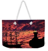Almost Home Weekender Tote Bag by Shane Bechler
