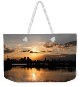 Almost Summer Solstice Weekender Tote Bag