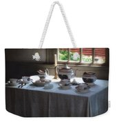 Almost Tea Time Weekender Tote Bag