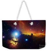 Alnitak Region In Orion Flame Nebula Weekender Tote Bag by Filipe Alves
