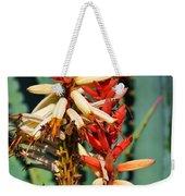 Aloe Bloom Desert Garden Weekender Tote Bag