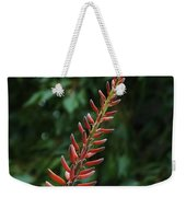 Aloe Flower Weekender Tote Bag