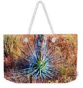 Aloe Vera In Meadow Weekender Tote Bag