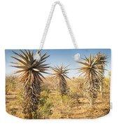Aloe Vera Trees Botswana Weekender Tote Bag