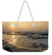 Aloha Oe Sunset Hookipa Beach Maui North Shore Hawaii Weekender Tote Bag