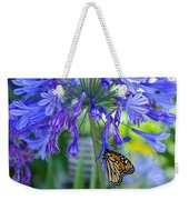 Alone In The Garden Weekender Tote Bag
