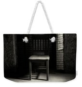 Alone In The Room Weekender Tote Bag