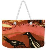 Alone Together Weekender Tote Bag