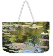 Alone With My Thoughts Weekender Tote Bag