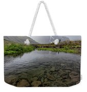 Alone With Nature Weekender Tote Bag