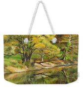 Along The C And O Canal Weekender Tote Bag