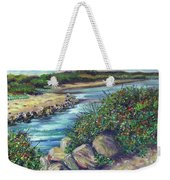 Along The Connecticut Shore Weekender Tote Bag