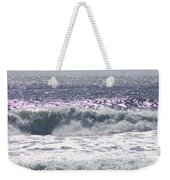 Along The Costal Highway Weekender Tote Bag