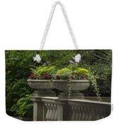 Along The Garden Path Weekender Tote Bag