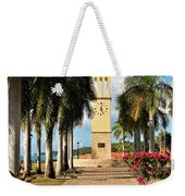 Along The Hands Of Time Weekender Tote Bag