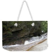 Along The Mountain Side Weekender Tote Bag