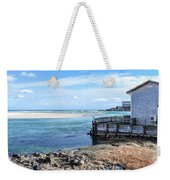 Along The Peaceful Shores  Weekender Tote Bag