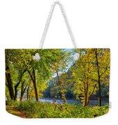 Along The Shenandoah River Weekender Tote Bag