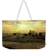 Along The Shores Weekender Tote Bag