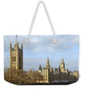Along The Thames Weekender Tote Bag