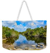 Along The Trail Weekender Tote Bag