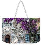 Along The Via Appia Antica Weekender Tote Bag