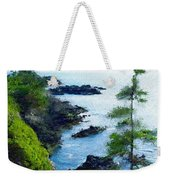 Along The West Coast 1 Weekender Tote Bag
