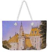 Aloxe Corton Chateau Jaune Weekender Tote Bag