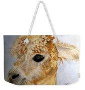 Alpaca Cutie Weekender Tote Bag