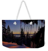 Alpenglow Claws Weekender Tote Bag