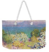 Alpes Maritimes From Antibes Weekender Tote Bag