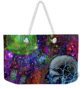 Alpha And Omega Electromagnetic Weekender Tote Bag