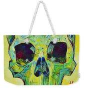 Alpha Skull Weekender Tote Bag
