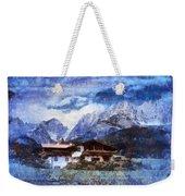 Alpine Bliss Weekender Tote Bag