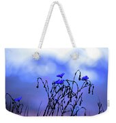 Montana Blue Bells Weekender Tote Bag
