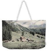 Alpine Farm Weekender Tote Bag