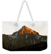Alpine Glow Weekender Tote Bag