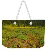 Alpine Meadows Weekender Tote Bag