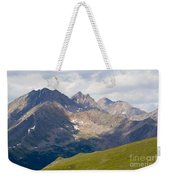 Alpine Tundra And The Colorado Continental Divide Weekender Tote Bag