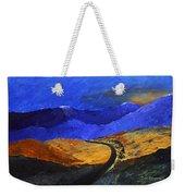 Alpine Vista Weekender Tote Bag