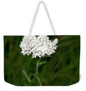 Alpine Yarrow Wildflower 1 Weekender Tote Bag