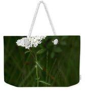 Alpine Yarrow Wildflower 2 Weekender Tote Bag